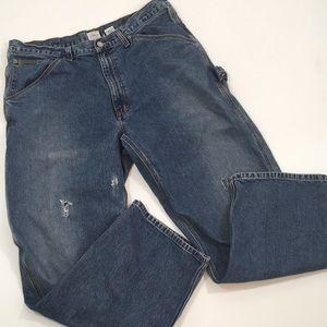 Calvin Klein | Distressed Jeans